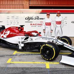Alfa Romeo vuelve a la F1 como equipo luego de 34 años.