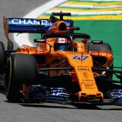 Norris declaró que su objetivo es vencer a Carlos Sainz Jr. en cada Gran Premio