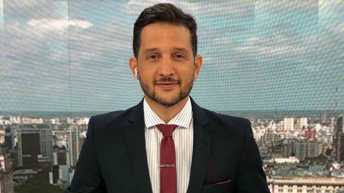 Germán Paoloski se refirió a las críticas por el polémico informe sobre Sergio Denis