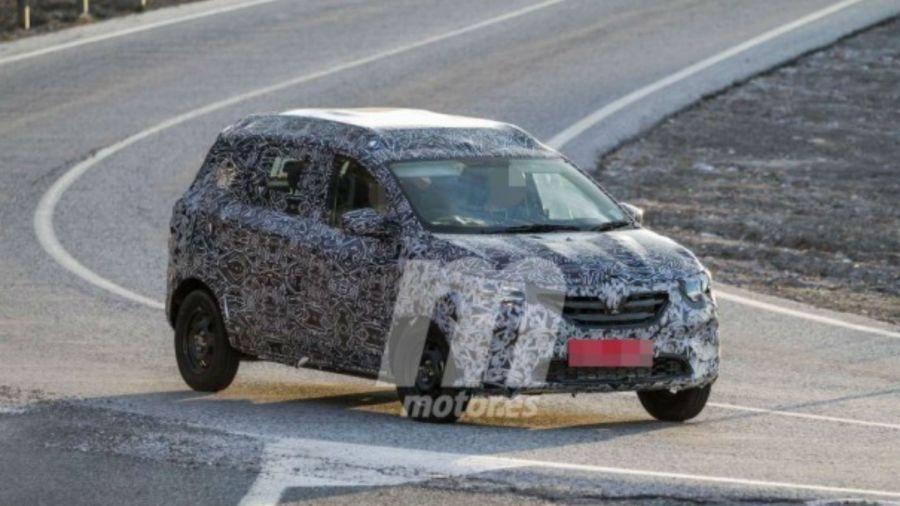El Renault Kwid tendrá un SUV