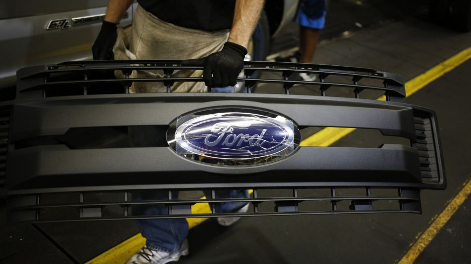 Ford Moving Production of Electric SUV From Michigan to Mexico
