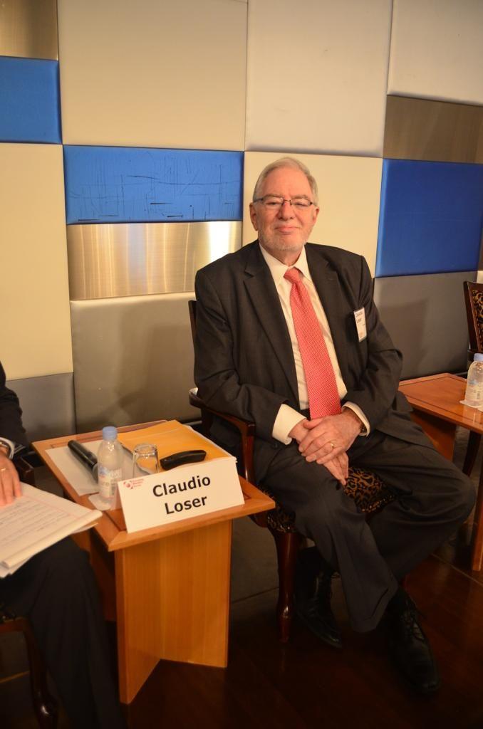 Claudio Loser es el economista argentino que más lejos llegó en el FMI
