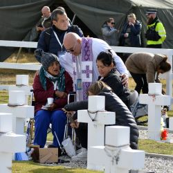 The historic visit was the second humanitarian trip in recent years and occurred in the context of an unprecedented agreement between Argentina and the United Kingdom that led to the identification of 112 unnamed casualties of war.
