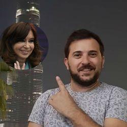Brancatelli quiere que CFK se presente