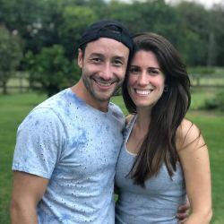 Luciano Pereyra presentó oficialmente a su novia y ¿anunció su boda?