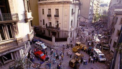 A 27 años del atentado a la Embajada de Israel en Argentina.