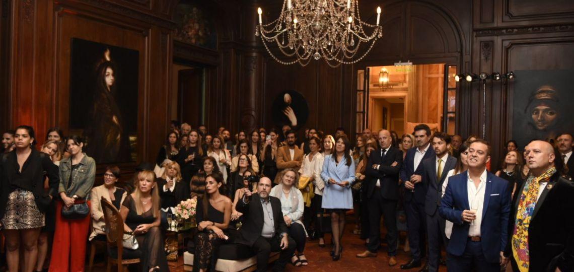 Qué dijeron los invitados en el lanzamiento de Marie Claire