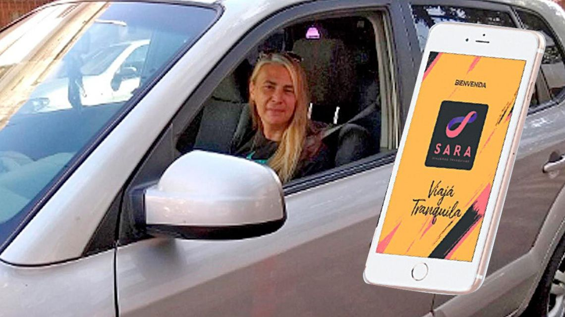 All aboard! Women-oriented transport service app SARA LT already has 200 registered drivers.