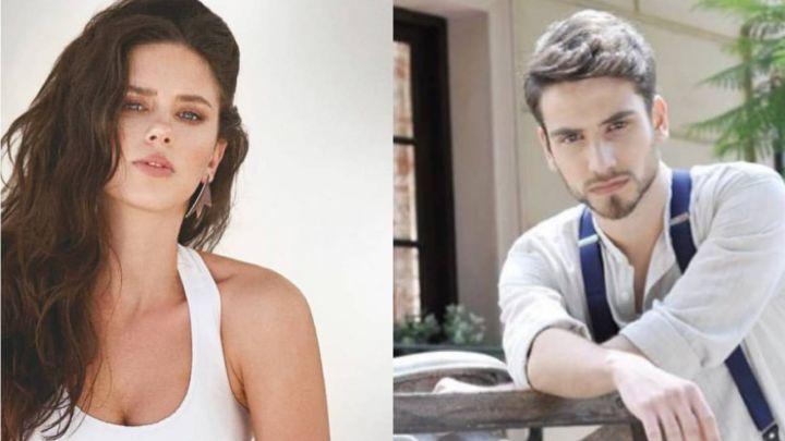 Albert Baró habló tras los rumores de romance con Delfina Chaves