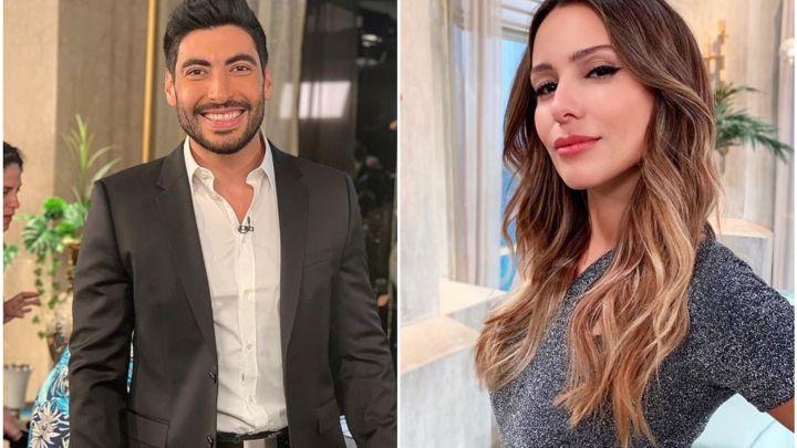 Pampita entrevistó al ex de Nicole Neumann, Facundo Moyano