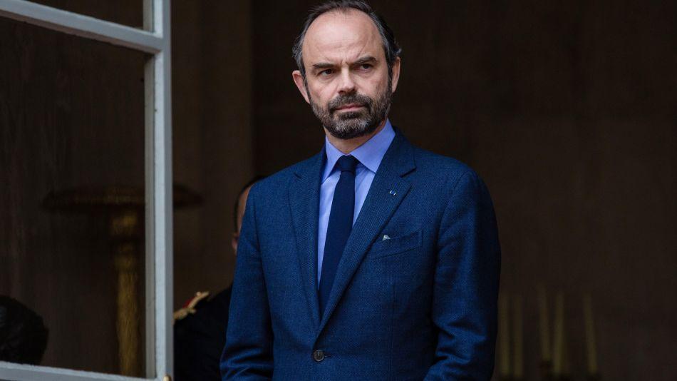 Saudi Arabia's Crown Prince Mohammed Bin Salman Visits France's Prime Minister Edouard Philippe