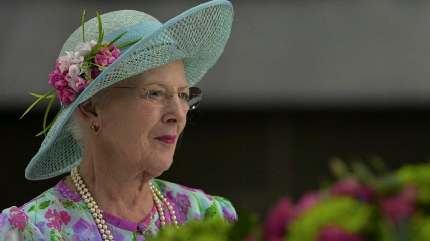 Noticias: La reina de Dinamarca visitó el Congreso