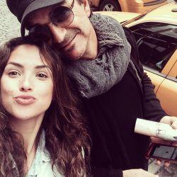 Adria, la hija actriz y exitosa de Ricardo Arjona