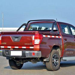 Dongfeng P16 es el modelo chino sobre el que se desarrolló la pick-up mediana de Peugeot.