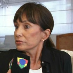 Elvira Ferrer, la viuda de Emilio Disi