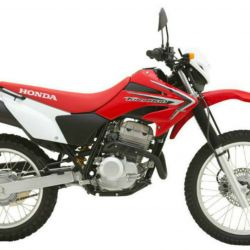 Honda XR 250, la moto usada más vendida en febrero.