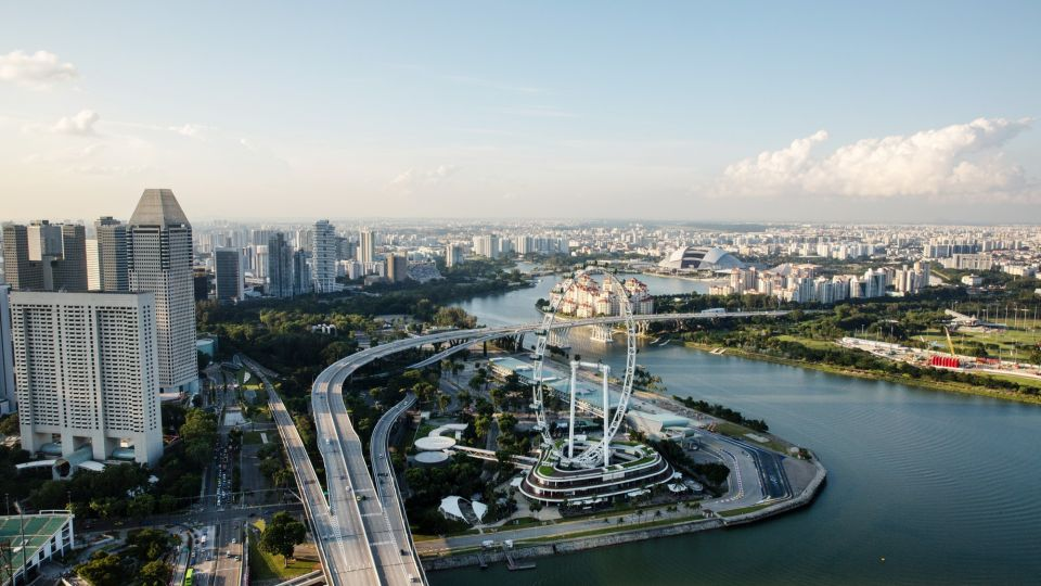 General Economy As Singapore's Rebound After Two Years Of Below-Par Growth