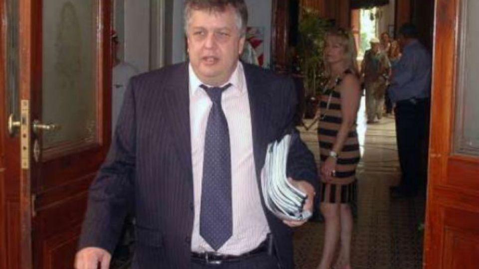 Carlos Stornelli, fiscal.