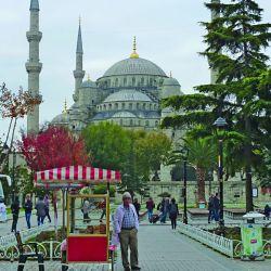 La hospitalidad turca y persa sorprendieron. Fueron momentos de disfrute y de trámites para conseguir  las visas para ingresar a los siguientes países.