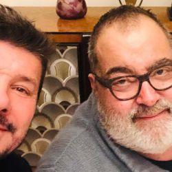 La enigmática reunión de Jorge Lanata y Marcelo Tinelli