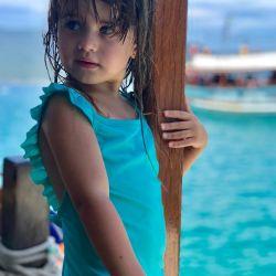 Las vacaciones en familia de María Fernanda Callejón