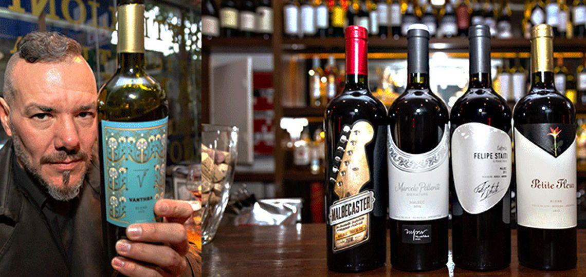 Wine & Rock en Palermo