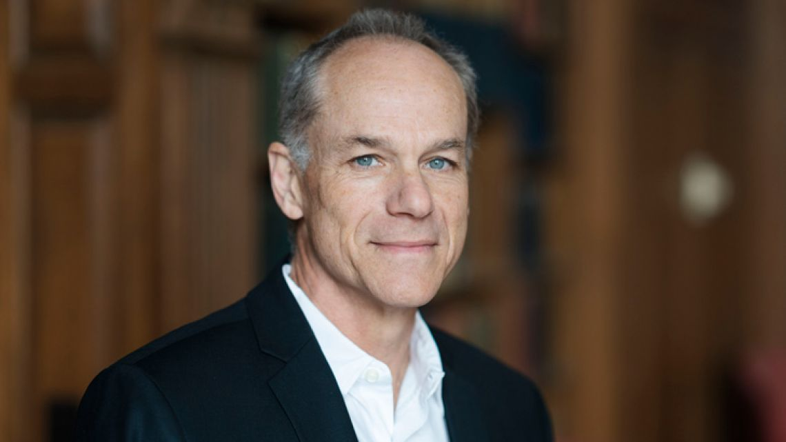 Marcelo Gleiser, physics and astronomy professor.