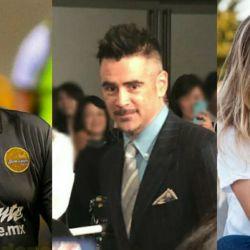 Dalma Maradona habló sobre el encuentro del Diez y Colin Farrell