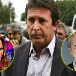 El ex marido de Iliana Calabró rompió el silencio.