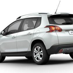 Así es el Peugeot 2008 que se comercializa actualmente.