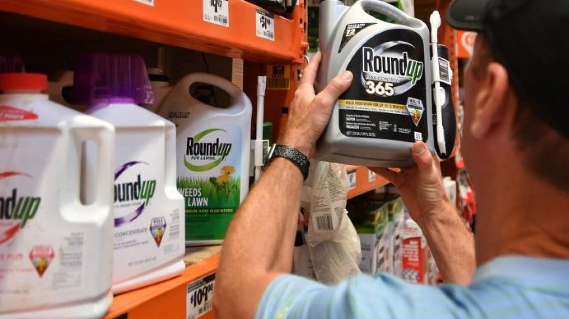 A second US jury ruled that blockbuster pesticide Roundup -- made by chemical giant Monsanto -- causes cancer.