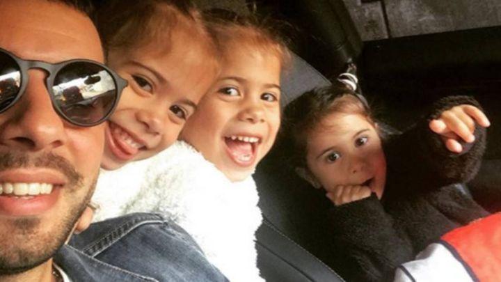 Matías Defederico escribió un sentido mensaje a sus hijas y se lamentó por el tiempo perdido