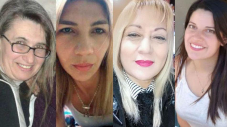2019 03 21 Femicidios Marzo patricia yameta carmen lujan irma rodriguez