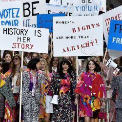 ¿Existe la moda feminista?