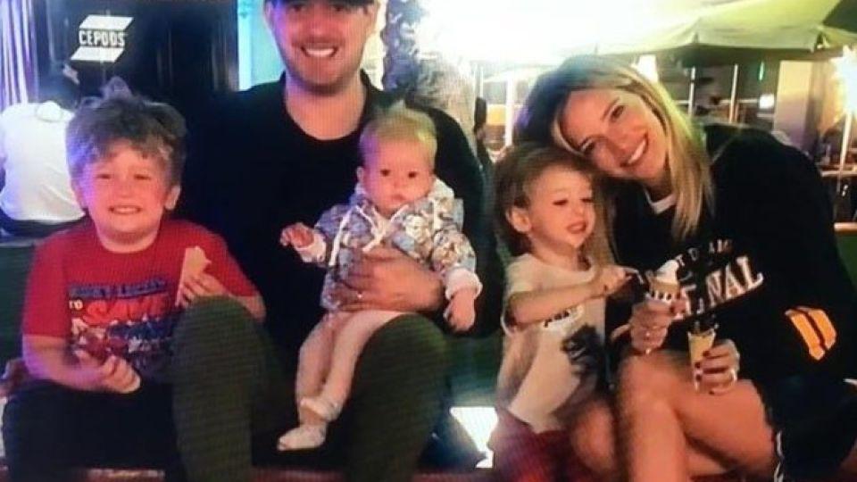 La familia Buble