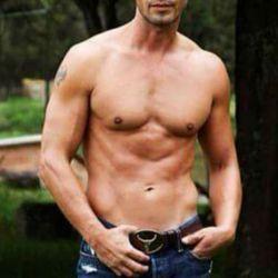El actor colombiano tiene 48 años.