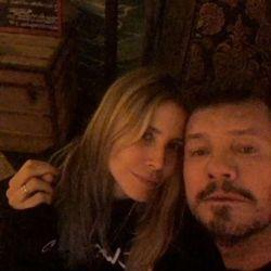Marcelo Tinelli y Guillermina Valdés disfrutaron de unos días de relax