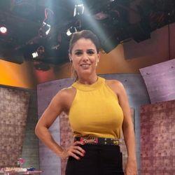 Marina Calabró, sorprendida por su ex cuñado.