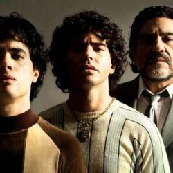 Sueño bendito se llamará la serie sobre Maradona.