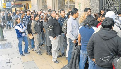 a la cola. El desempleo es del 9,1% y entre los menores de 29 años sube al 15,4%.
