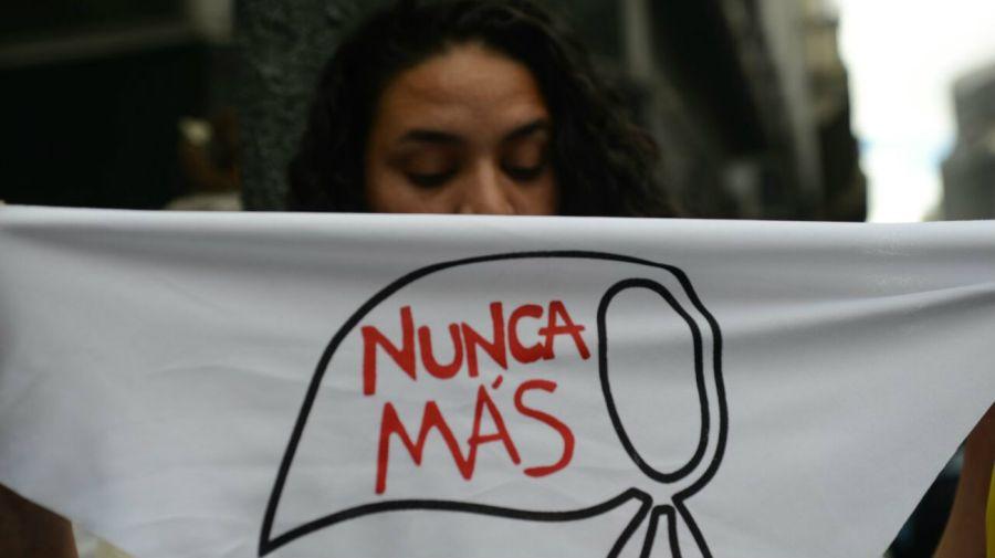 Nunca más, y el pedido de verdad, memoria y justicia de cada 24 de marzo.