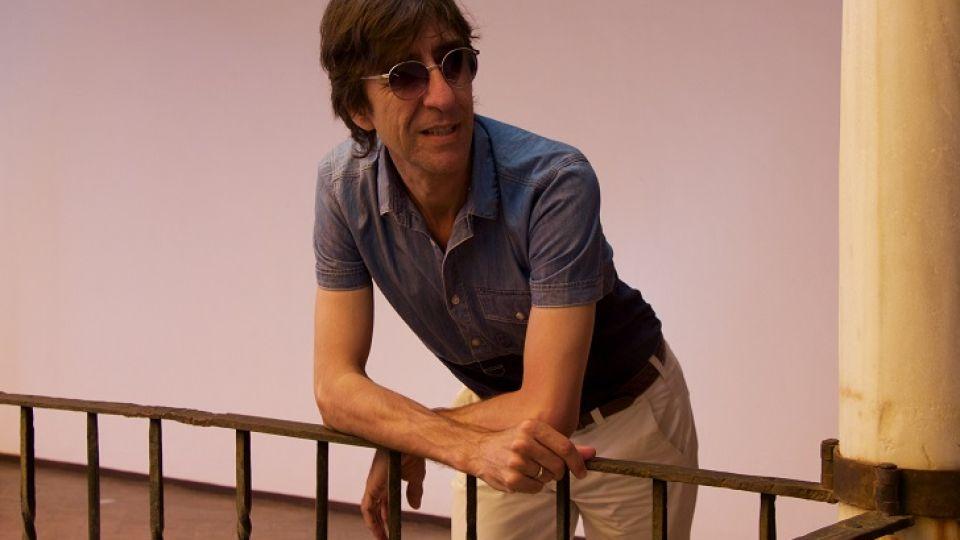 BENJAMÍN PRADO. El poeta, novelista y ensayista español es uno de los invitados al Congreso Internacional de la Lengua Española.