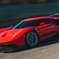 Nueva Ferrari P80/C.