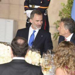 Gala de Honor a los Reyes de España