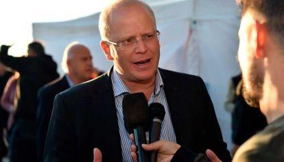 Luis Contigiani,  Diputado nacional por el Frente Progresista Cívico y Social