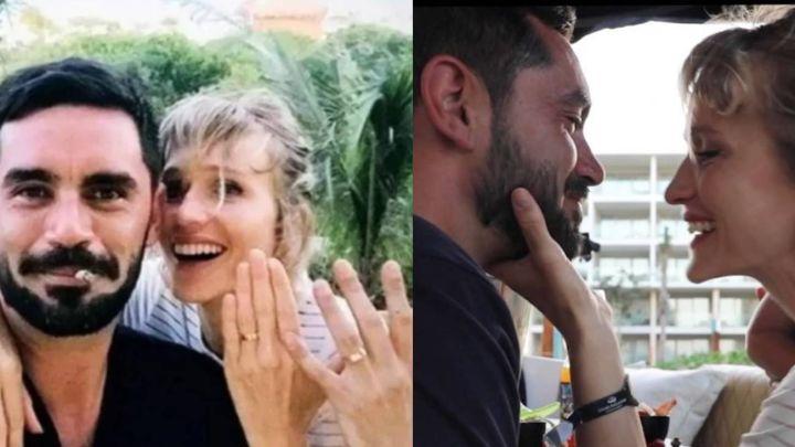 Gonzalo Heredia negó estar casado con Brenda Gandini