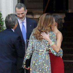 Coctail de los Reyes al presidente, Susana y Mirtha