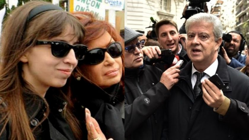 Florencia Kirchner deberá regresar al país en 15 días