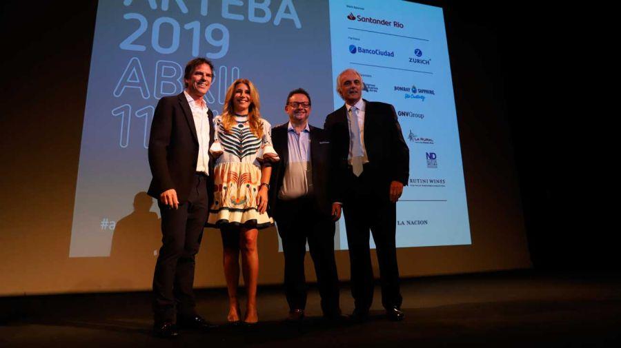 Se presentó la nueva edición de arteBA.