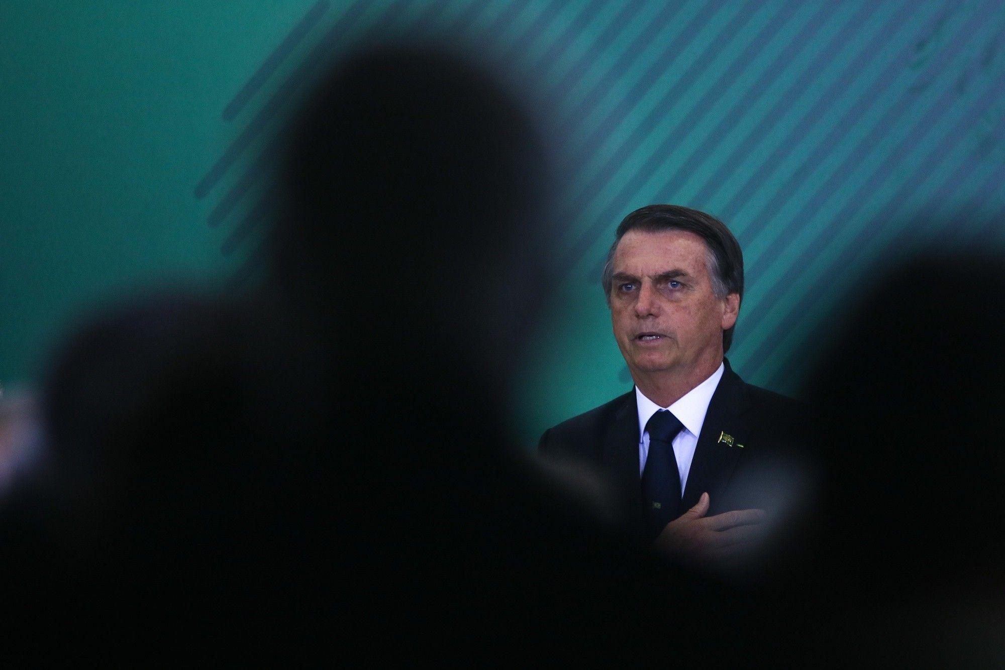 Brasil abrirá una oficina comercial en Jerusalén, dice Bolsonaro